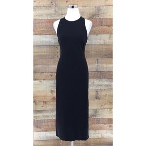 Lululemon Women's Get Going Dress Maxi Nulu Black